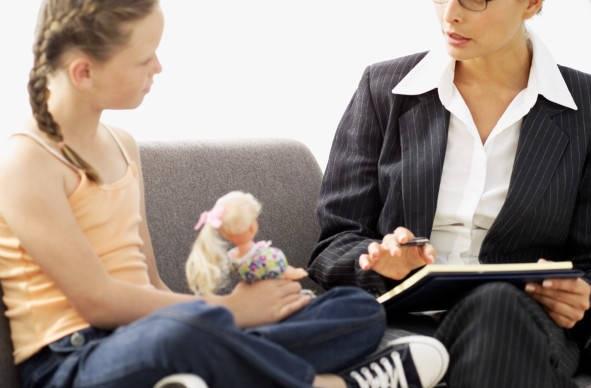 Детские психологи
